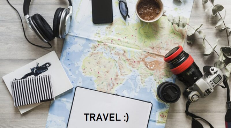 Top 10 Travelling Accessories for your Next Trip