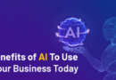 5 Benefits of AI To Use In Your Business Today